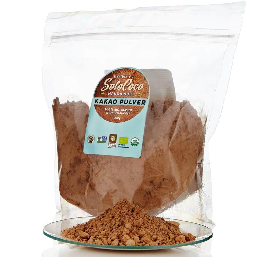 kakao pulver ohne zucker ohne zusatzstoffe in handarbeit. Black Bedroom Furniture Sets. Home Design Ideas