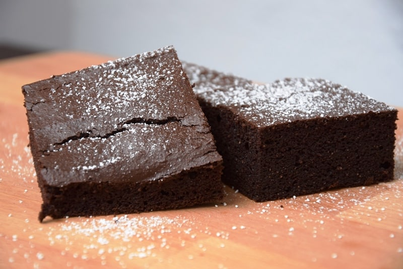 Paleo Kokosmehl Brownies